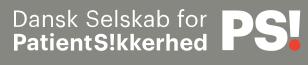 Dansk Selskab for Patientsikkerhed logo