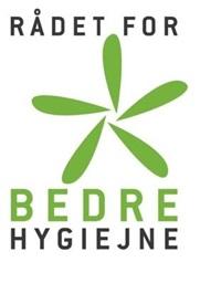Rådet for Bedre hygiejne logo